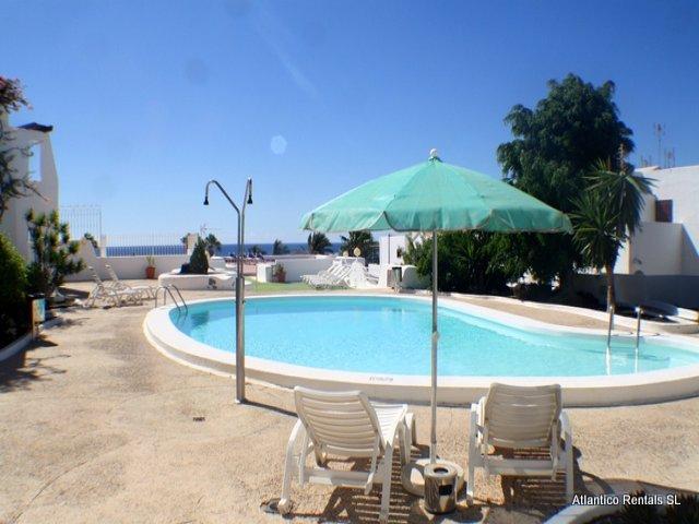 Terrace view - Los Arcos , Puerto del Carmen, Lanzarote